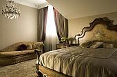 Дизайн квартир стиль Ампир приобретает все большую популярность в России.