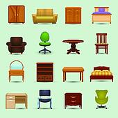 Büromöbel clipart  Office Clipart Royalty Free. 359,231 office clip art vector EPS ...