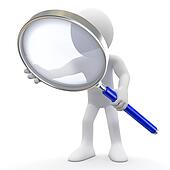 Image result for magnifying glass