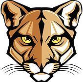 Image result for cougar clip art