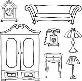 dining room table clipart black and white. Dining Room Table Clipart Black And White 90  Living Interior
