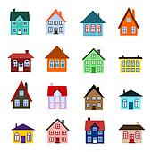 House Clipart Vector Graphics House EPS Clip Art Vector - New home clipart