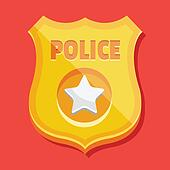 Police badge Clip Art Royalty Free. 3,674 police badge ...