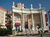 Atlantic City, NJ, New Jersey, Caesars Atlantic City, casino