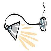 Schreibtischlampe clipart  Schreibtischlampe Clipart | mxpweb.com