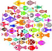 Aquarium Clip Art Royalty Free. 13,277 aquarium clipart vector EPS ...