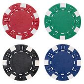 Stock Photo of Red Poker Chip k0542333 - Search Stock Images ...