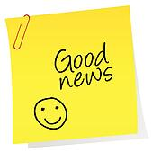 Good News clipart and illustrationsGreat News Clipart